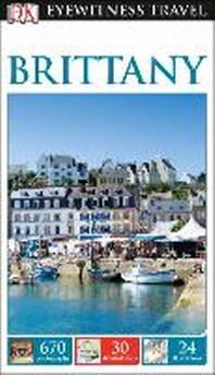 [해외]DK Eyewitness Brittany (Paperback)