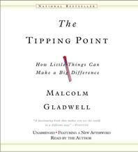 [보유]Tipping Point : How Little Things Can Make a Big Difference(Audio)[Abridged] (CASSETTE)