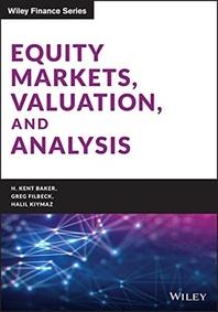 [해외]Equity Markets, Valuation, and Analysis