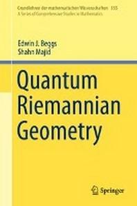 [해외]Quantum Riemannian Geometry