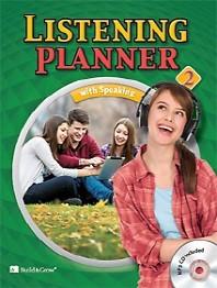 Listening Planner 2: Student Book, Workbook, Answer&Script