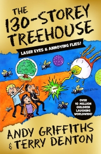 The 130-Storey Treehouse(The Treehouse Series)