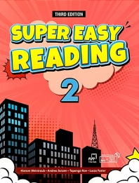 Super Easy Reading 2(SB+Mp3)
