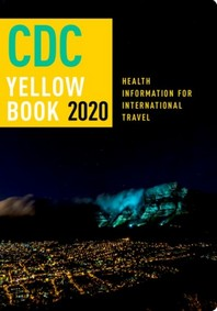 [해외]CDC Yellow Book 2020