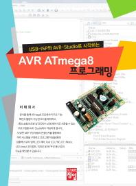 AVR ATmega8 프로그래밍(USB ISP와 AVR Studio로 시작하는)