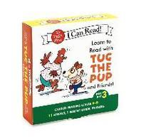 [해외]Learn to Read with Tug the Pup and Friends! Box Set 3 (Boxed Set)