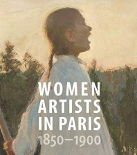 [해외]Women Artists in Paris, 1850-1900