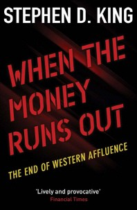 [해외]When the Money Runs Out (Paperback)