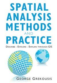[해외]Spatial Analysis Methods and Practice (Paperback)