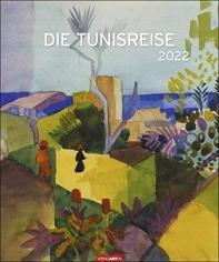 [해외]Die Tunisreise - Kalender 2022
