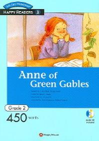 Anne of Green Gables (450 Words)(CD1장포함)(HAPPY READERS 2-3)