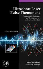 [해외]Ultrashort Laser Pulse Phenomena