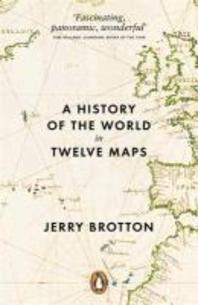 [해외]History of the World in Twelve Maps (Papaerback)
