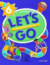 Let's Go 6 Student Book (2/E)