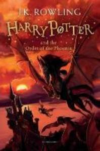 [해외]Harry Potter and the Order of the Phoenix (hardback)