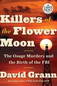 [해외]Killers of the Flower Moon (Paperback)