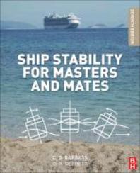 [해외]Ship Stability for Masters and Mates