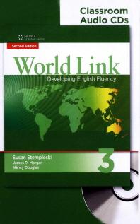 World Link Classroom Audio CDs. 3