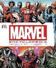 Marvel Encyclopedia (Updated, Expanded)
