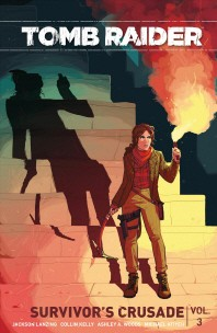 Tomb Raider Volume 3