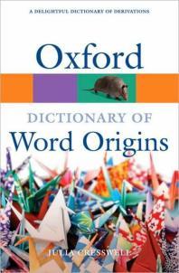 [해외]Oxford Dictionary of Word Origins