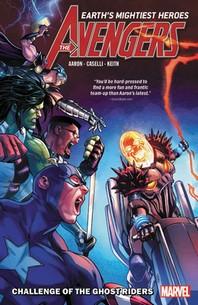 [해외]Avengers by Jason Aaron Vol. 5 (Paperback)