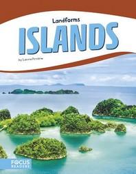 [해외]Islands (Library Binding)