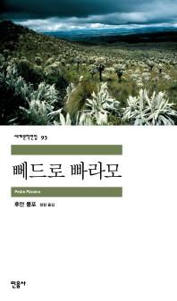뻬드로 빠라모(세계문학전집 93)