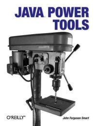[해외]Java Power Tools (Paperback)