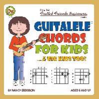 [해외]Guitalele Chords For Kids...& Big Kids Too! (Paperback)