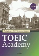 TOEIC ACADEMY (LC+RC)(MP3CD1장포함)
