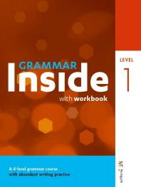 Grammar Inside(그래머 인사이드) Level. 1 ★ 답 체크 되어있는  연구용 교재입니다