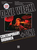 [해외]Dave Weckl -- Contemporary Drummer + One