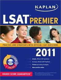 Kaplan LSAT Premier [With CDROM]