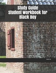[해외]Study Guide Student Workbook for Black Boy (Paperback)