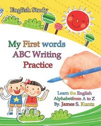 My First Words ABC Writing Practice