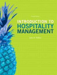 Introduction to Hospitality Management 4/E (Hardcover)
