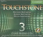 Touchstone 3 AUDIO CD(교재 별매)