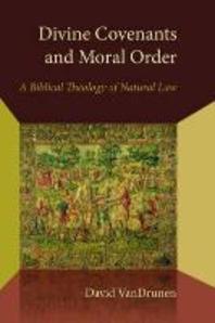 [해외]Divine Covenants and Moral Order (Paperback)