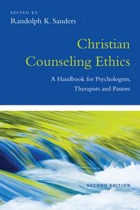 [해외]Christian Counseling Ethics
