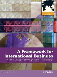 [보유]Framework of International Business