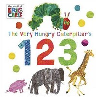 Very Hungry Caterpillar's 123, The [BB]
