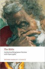 Bible:Authorized King James Version (Oxford World Classics)(New Jacket)