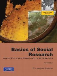 Basics of Social Research 3/E (Paperback)