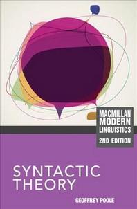 [해외]Syntactic Theory