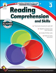 [해외]Reading Comprehension and Skills, Grade 3 (Paperback)