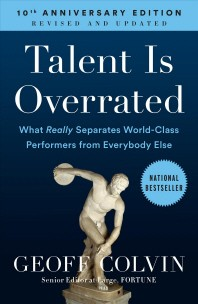 [해외]Talent Is Overrated (Paperback)