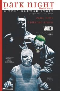 어두운 밤: 진짜 배트맨 이야기(양장본 HardCover)