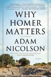 [해외]Why Homer Matters (Paperback)