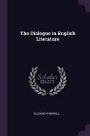 [해외]The Dialogue in English Literature